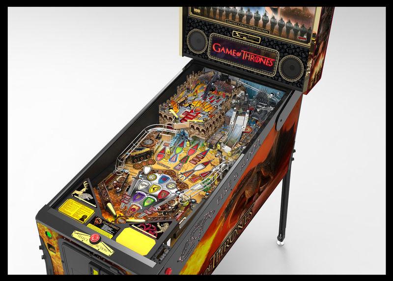Fantasy Pinball Machines