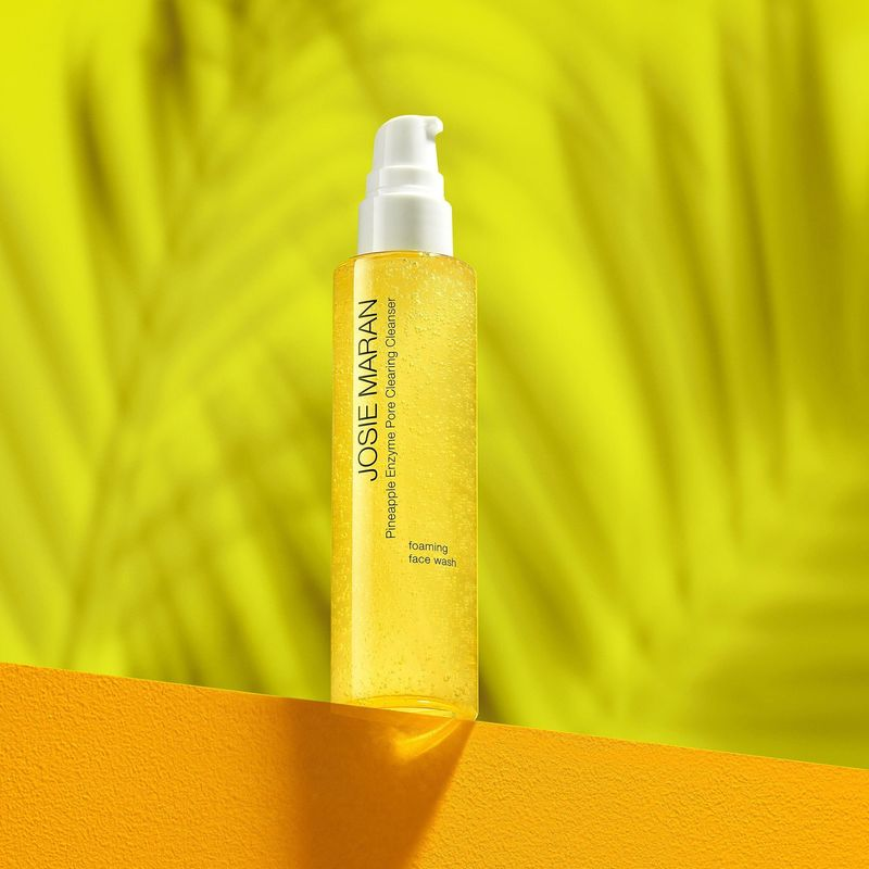 Enzymatic Pineapple Cleansers