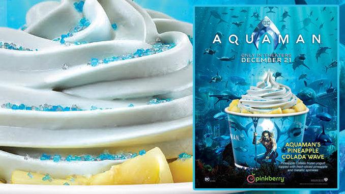 Aquatic Superhero Frozen Treats