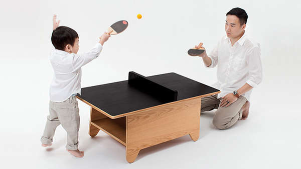 Tiny Table Tennis