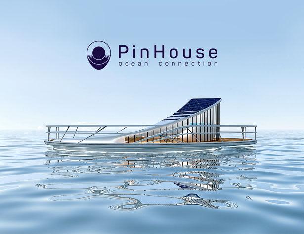 Fantastical Floating Oceanic Hotels