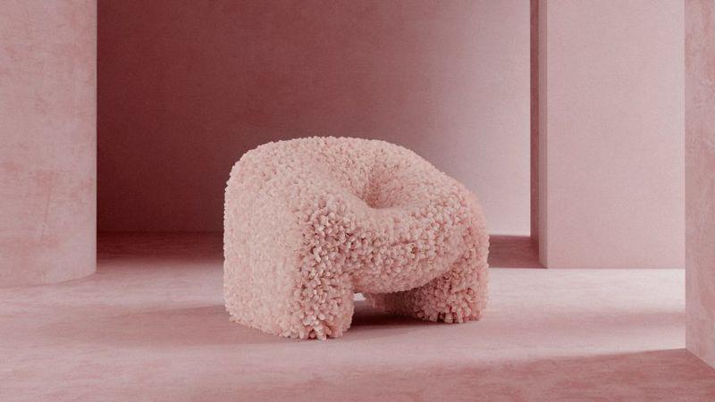Sculpted Petal Seating