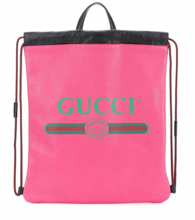 Fuchsia Designer Backpacks