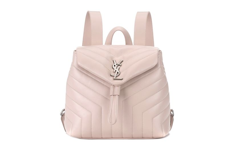Luxe Pink Mini Backpacks