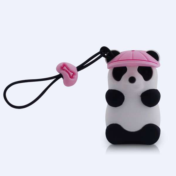 Cuddly Panda Flash Drives