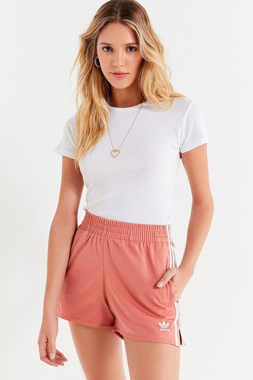 Casual Pink Pastel Shorts