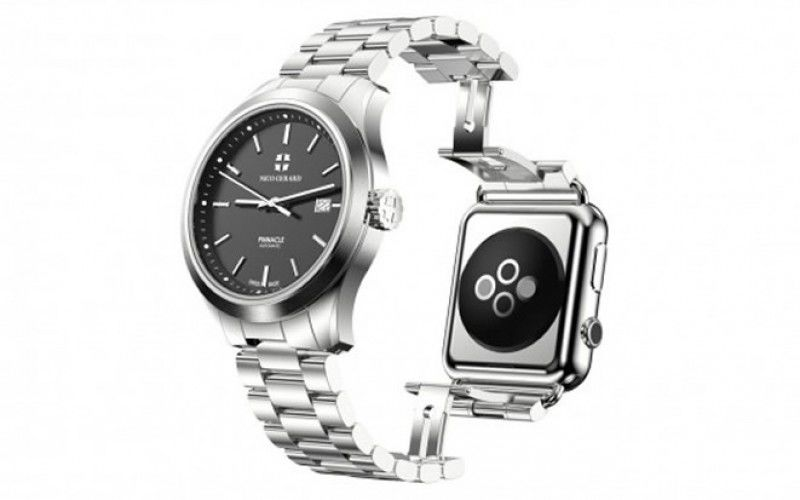 Sleek Reversible Smartwatches