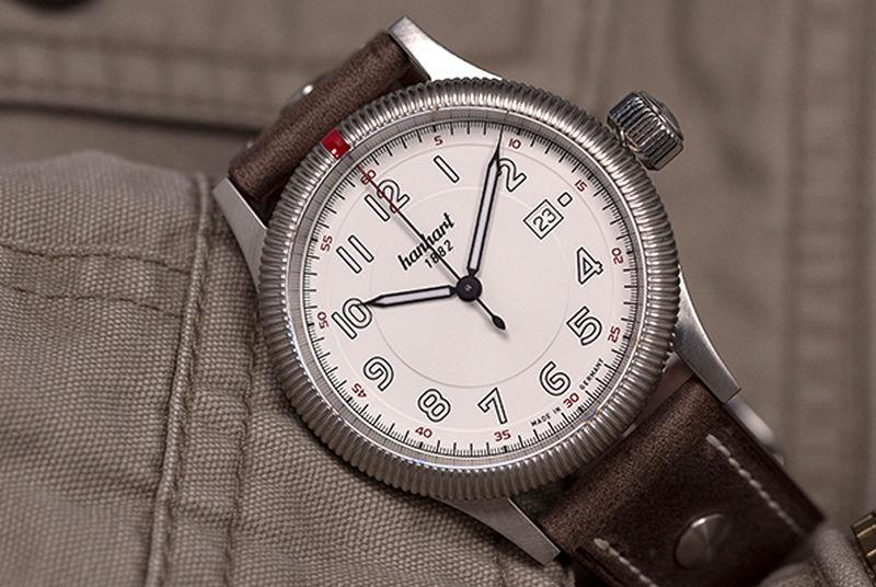 Pilot-Inspired Swiss Watches