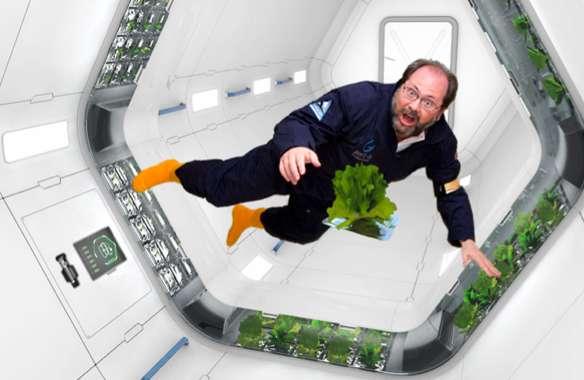 Intergalactic Gardening