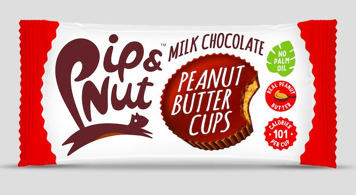 Ethically-Sourced Nut Cup Snacks
