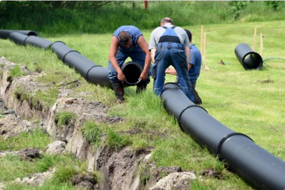 Underground Beer Pipelines
