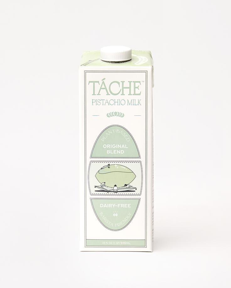 Barista-Friendly Pistachio Milks