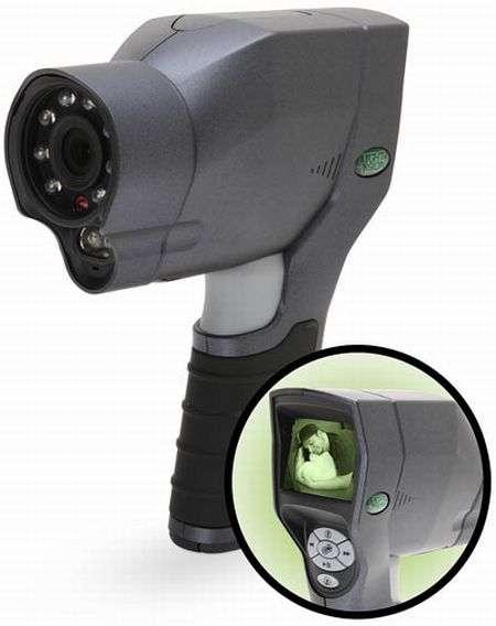 Spy Cam Guns