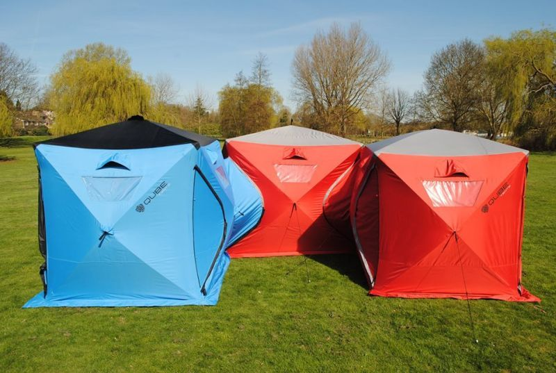 Interconnecting Camping Tents