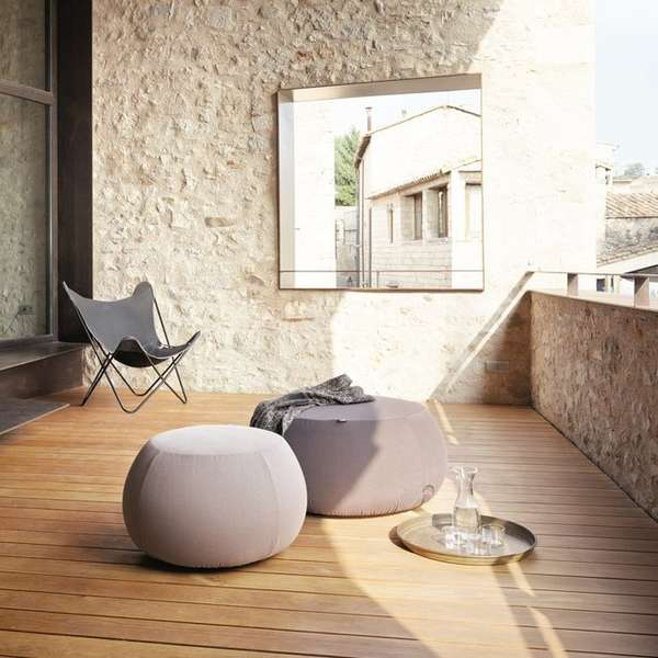Spherical Minimalist Seating