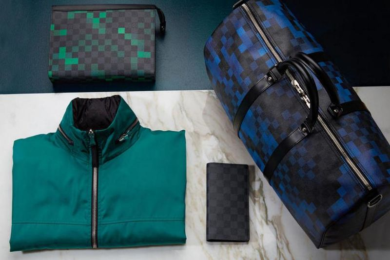 Luxe Pixel Fashion Collections