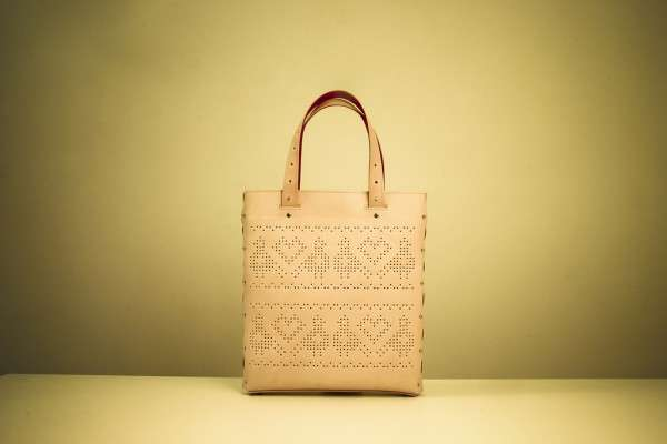 Sophisticated Stenciled Sacs