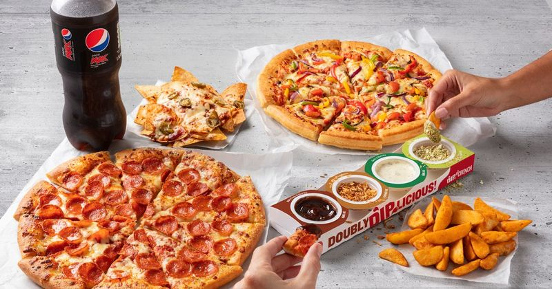 Dippable Pizza Deals