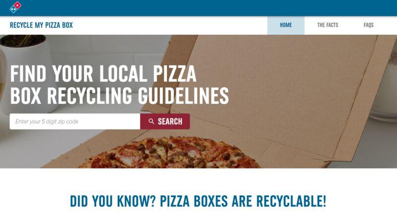 Pizza Box Recycling Tools