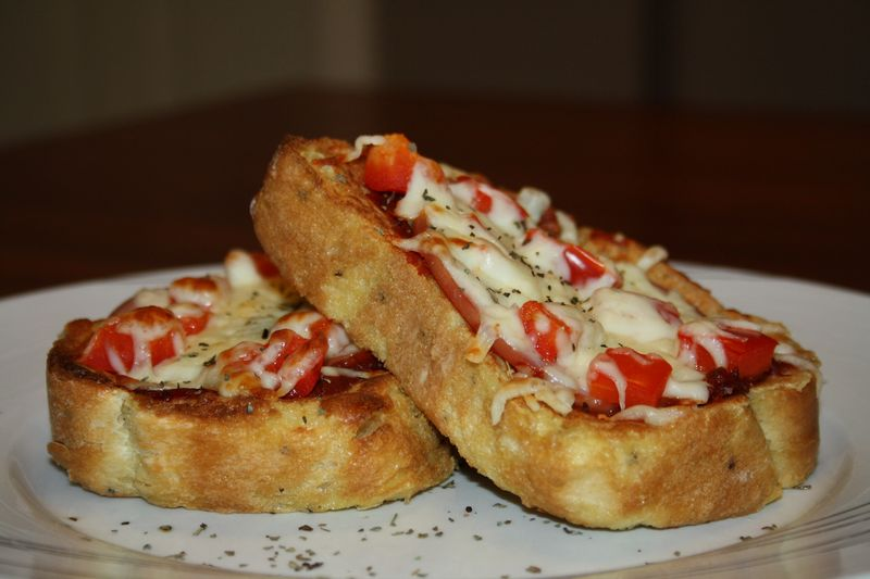 Pizza French Toast Hybrids