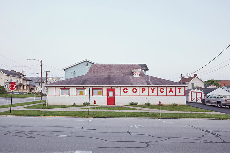 Repurposed Pizzeria Photography