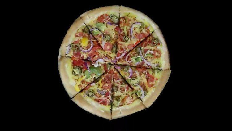 Plant-Based QSR Pizzas