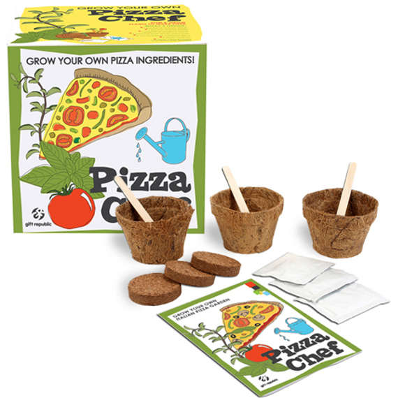Fast Food-Growing Kits