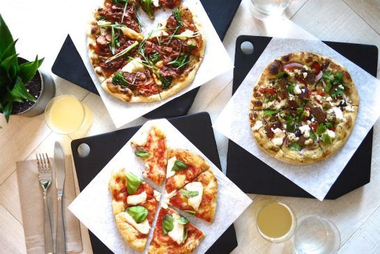 Plant-Based Pizza Parlours