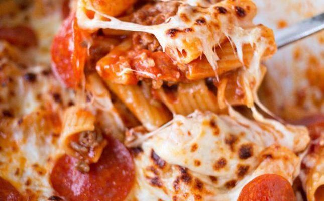 Pizza Pasta Hybrids