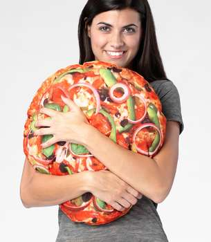 Cuddly Fast-Food Cushions