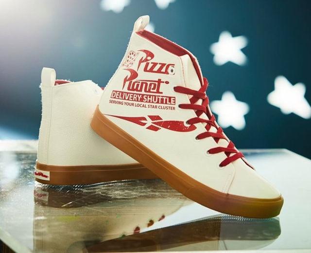 Hip Animated Movie Sneakers