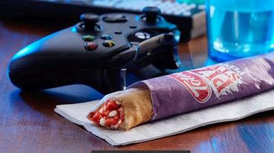 Portable Pizza Snacks