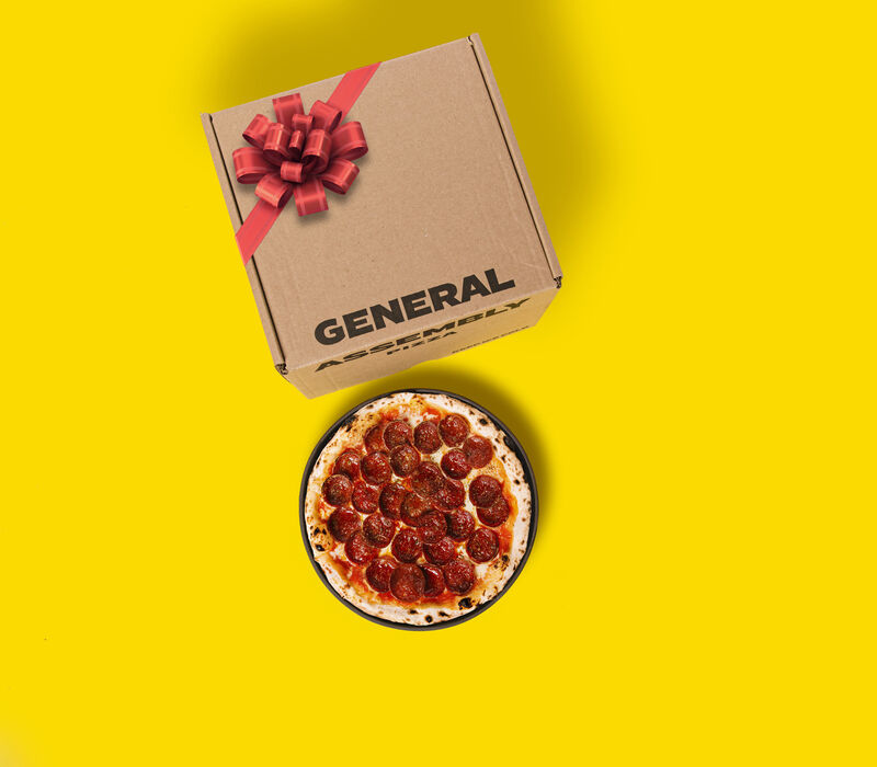 Giftable Pizza Subscriptions