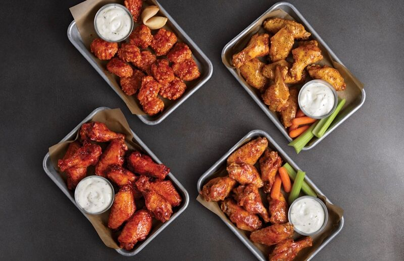 Pizza-Flavored Wing Sauces