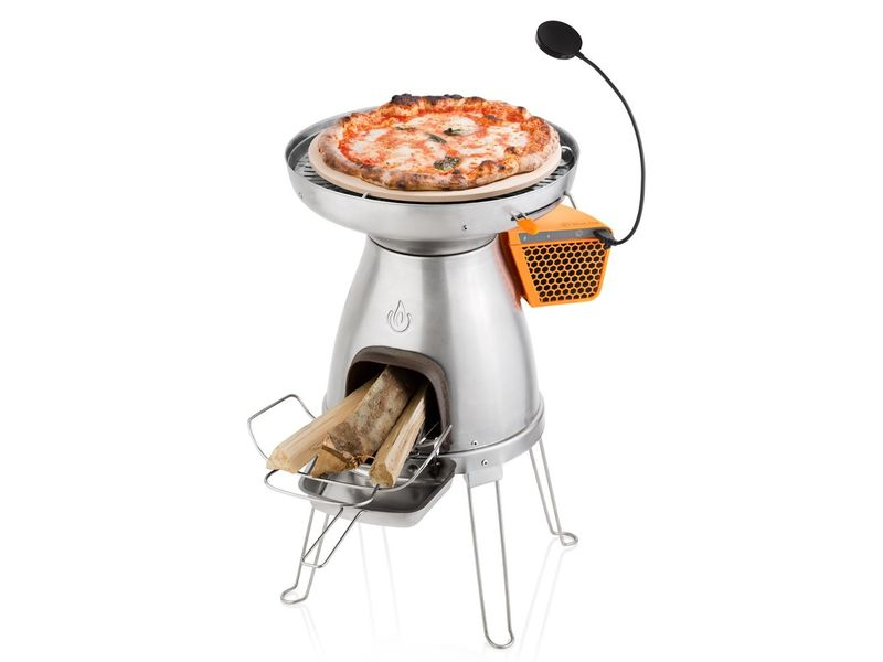 Pizza-Making Chargers