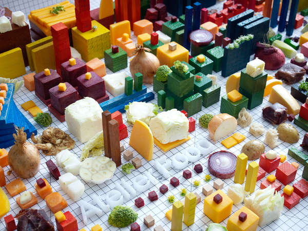 Edible City Maps