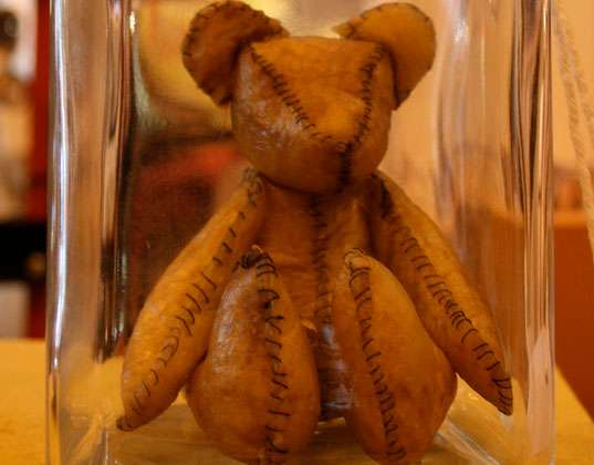 Placenta Teddy Bears