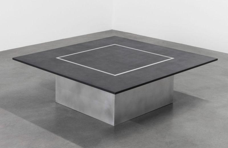 Textured Aluminum Furniture