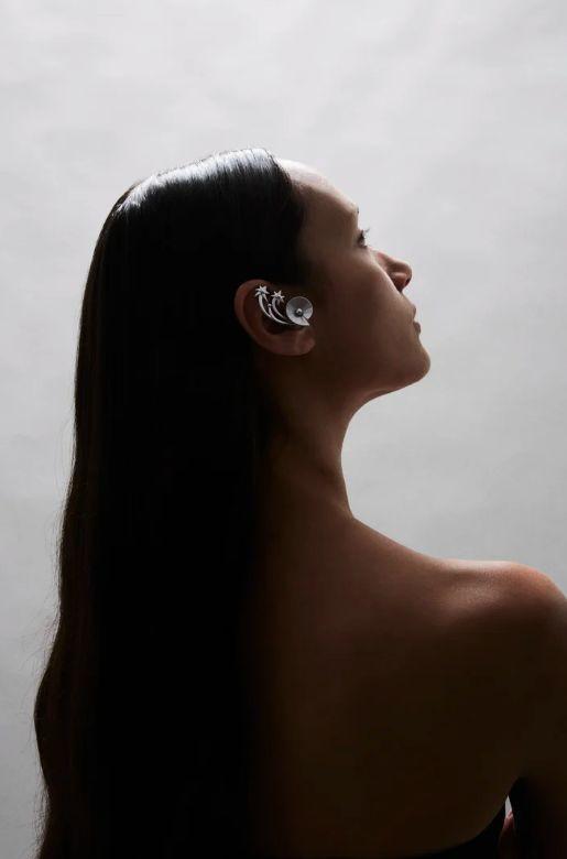 Reclaimed Metal Earbuds