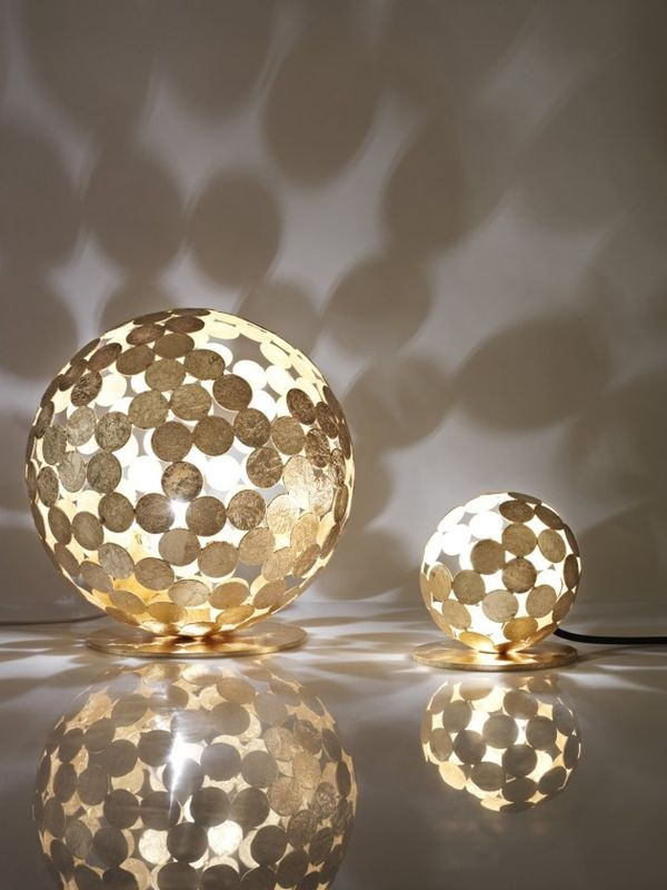Gorgeous Glowing Globes