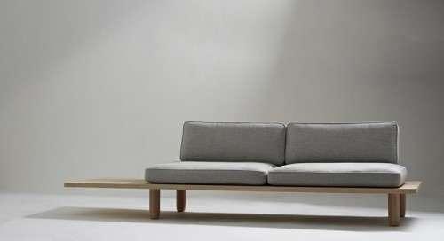 Horizontally Emphasized Seating
