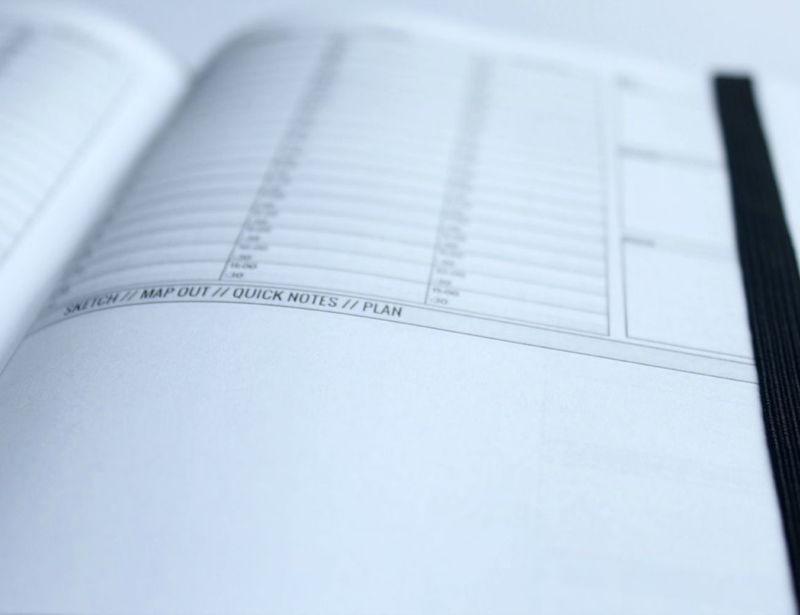 Milestone-Reminder Notebooks