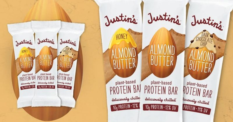 Refrigerated Plant Protein Bars