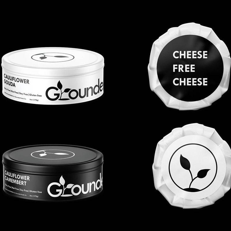 Cauliflower-Based Cheese Alternatives