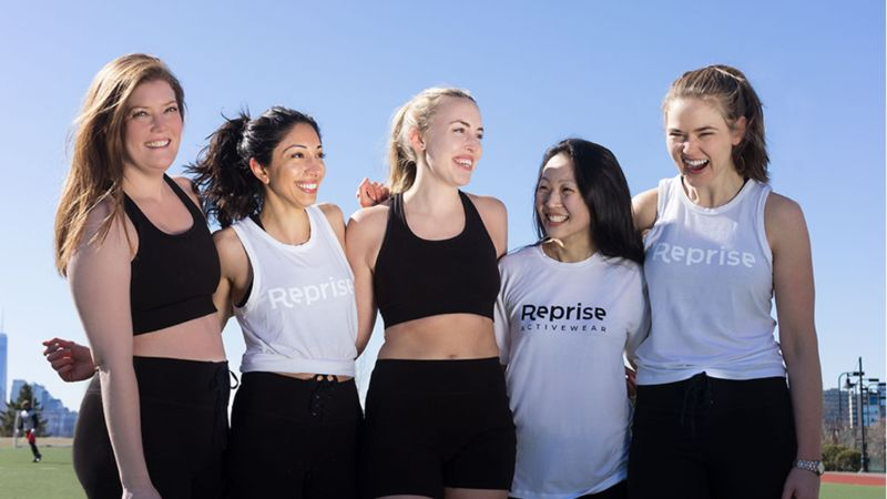 Non-Toxic Plant-Based Activewear