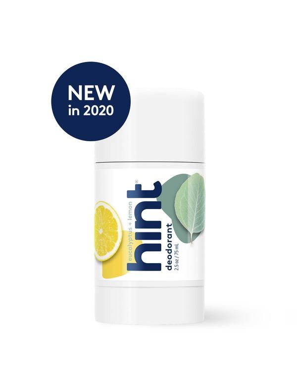 Free-From Plant-Based Deodorants
