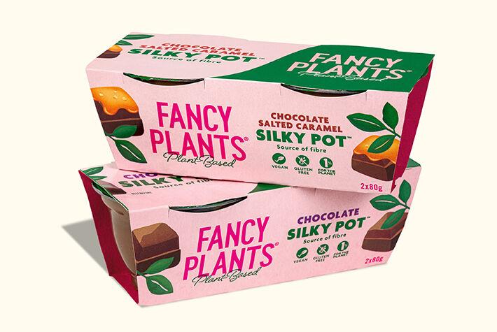 Silky Plant-Based Desserts