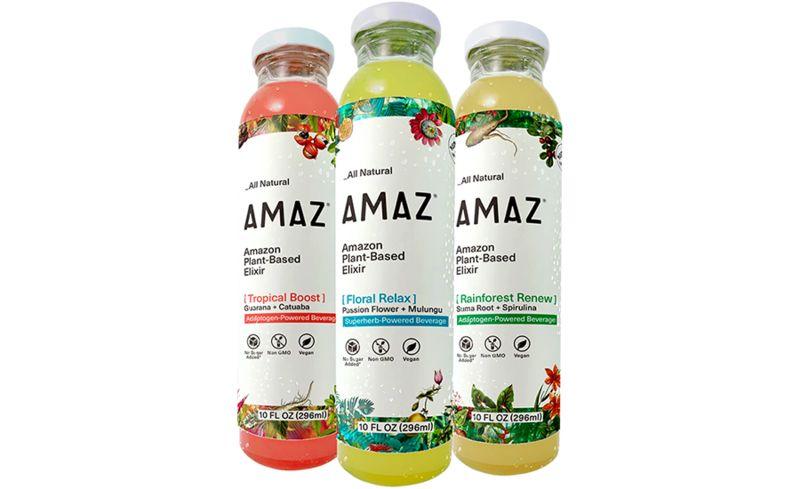 Adaptogenic Amazonian Elixirs