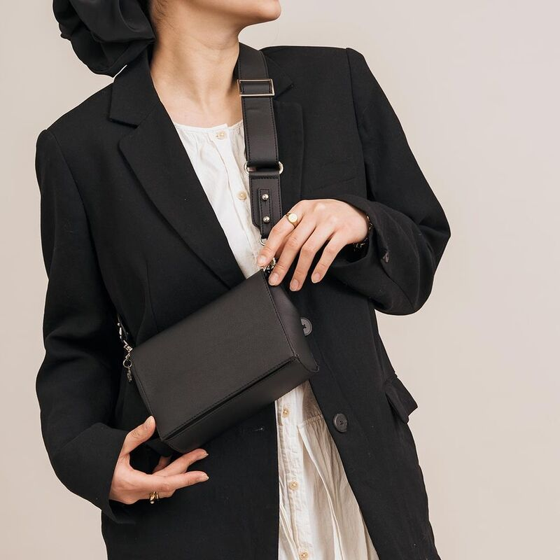 Plant-Based Leather Bags