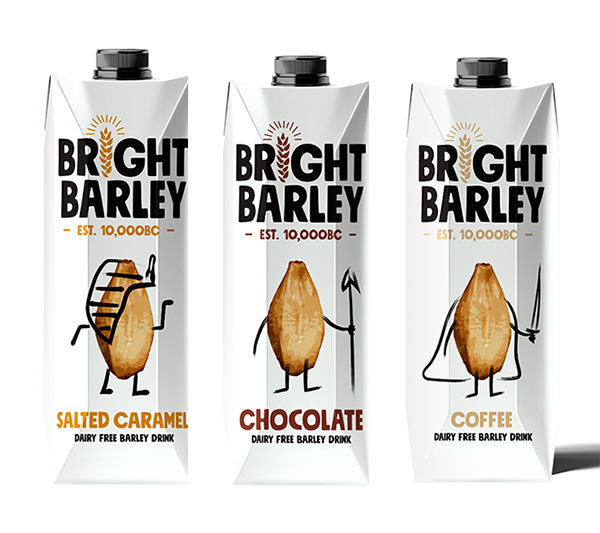 Barley-Based Milk Alternatives